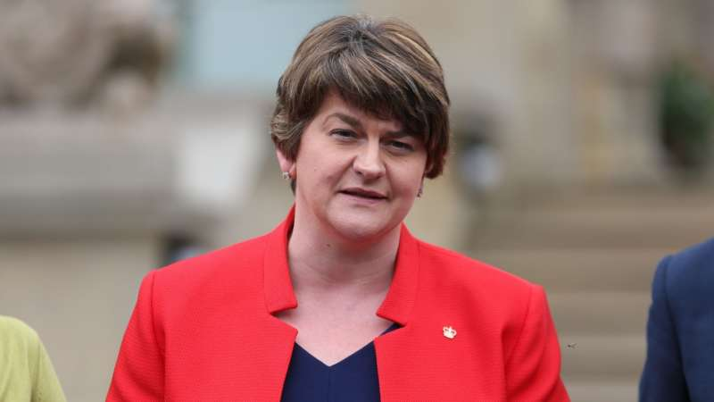 LGBTQ Rights in Northern Ireland arlene foster dup