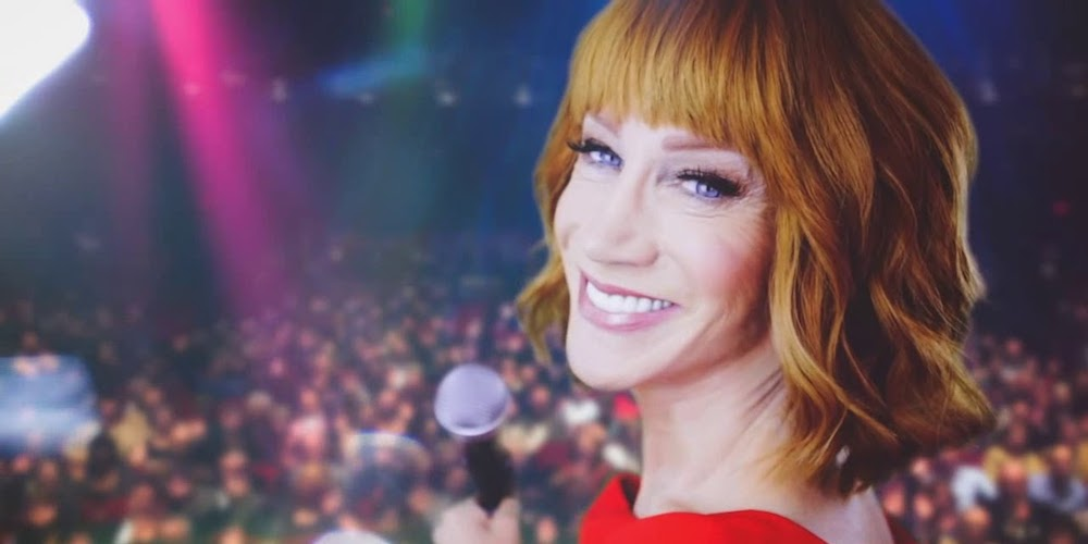 Kathy Griffin Once Called Ellen DeGeneres a 'F*cking Untalented Hack' in an Argument