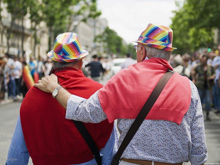 LGBT dementia