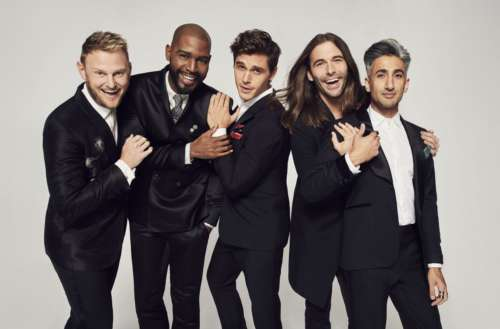 justin theroux queer eye cast