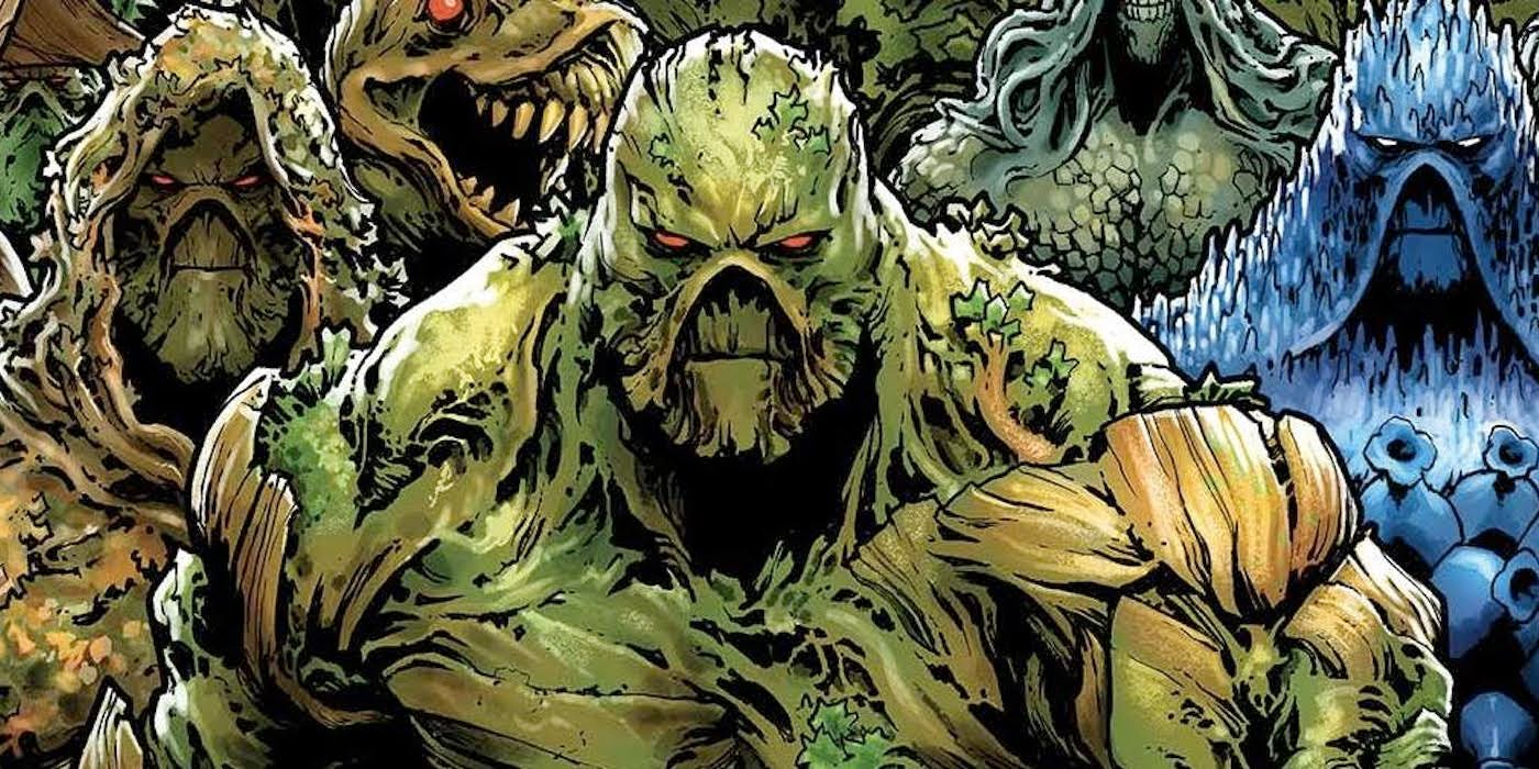 comic-con 2018 swamp thing