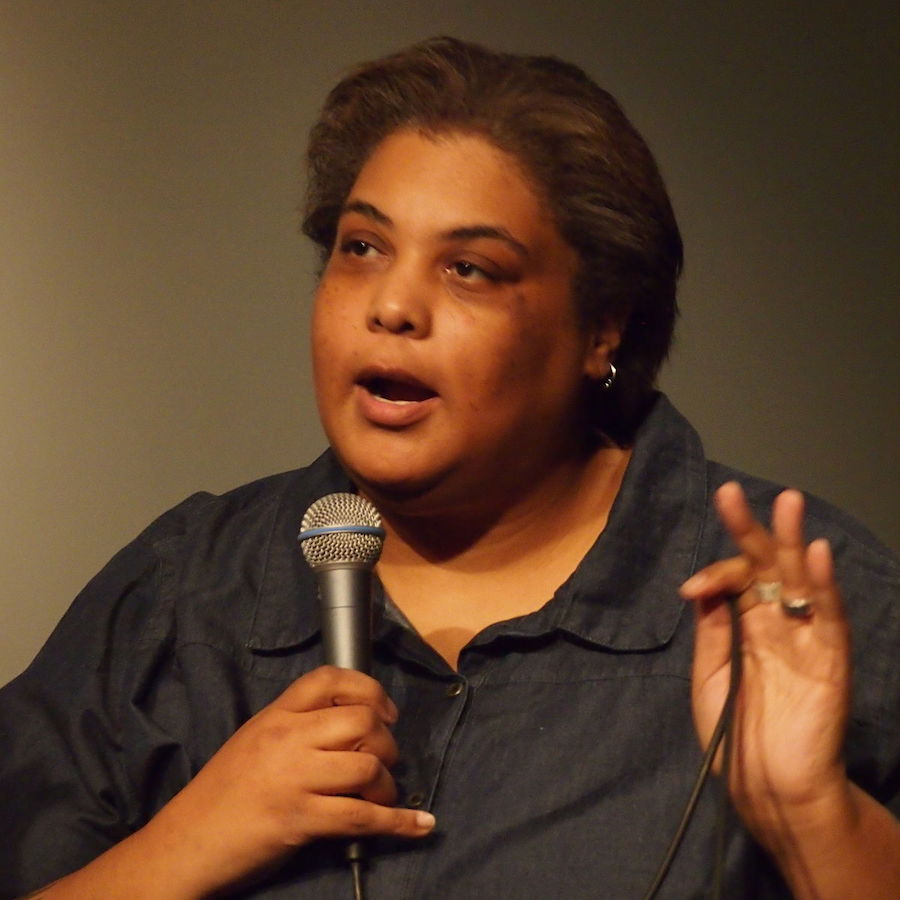 comic-con 2018 roxane gay