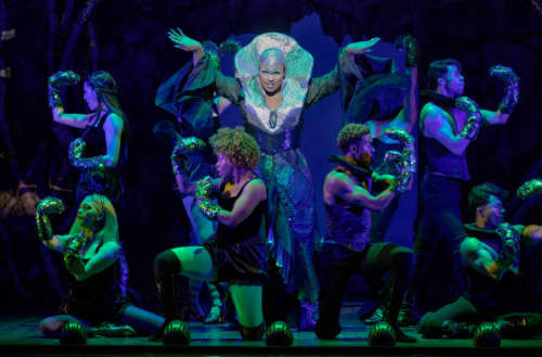 Ben Brantley Head Over Heels transphobic review