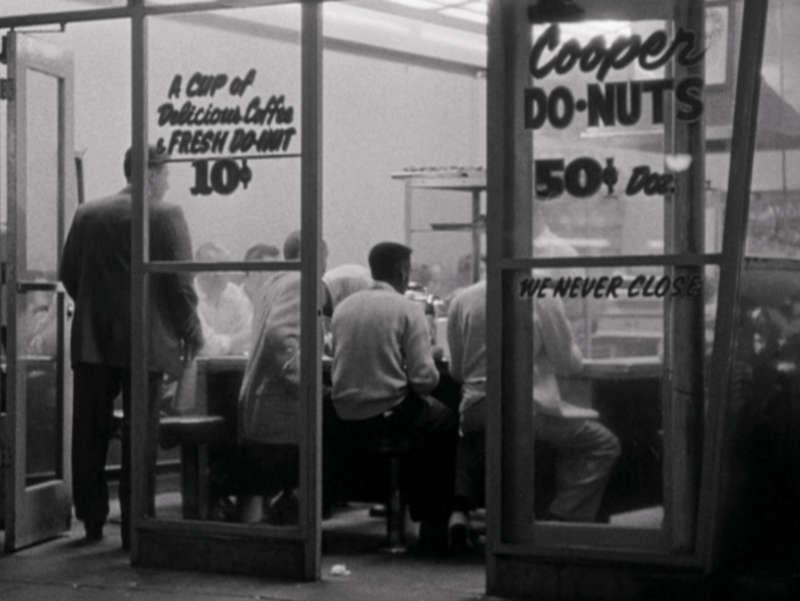 Cooper's Do-Nuts Riot exterior