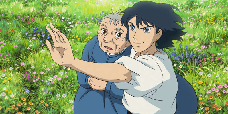 howl's moving castle age