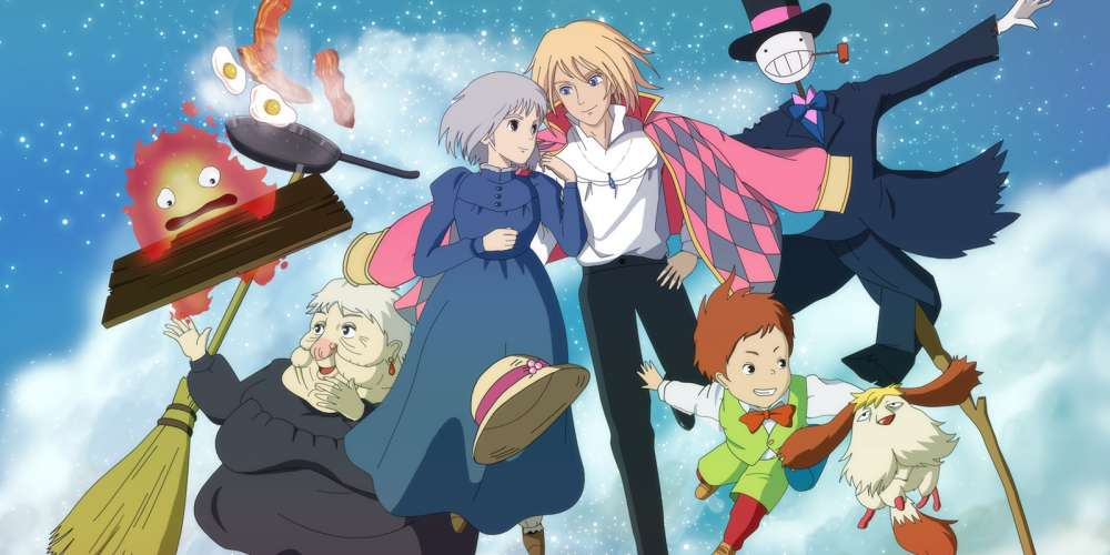 The Film 'Howl's Moving Castle' Is Truly Miyazaki's Anti-War Masterpiece