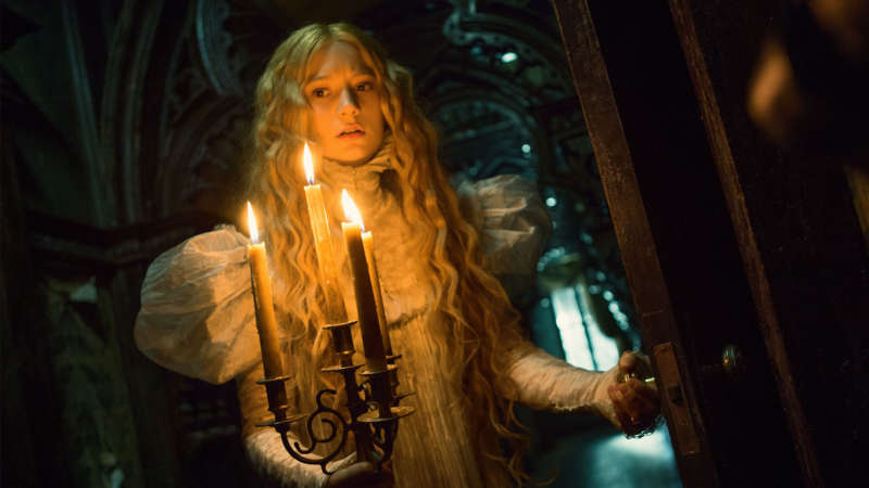 Crimson Peak Heroic Monsters