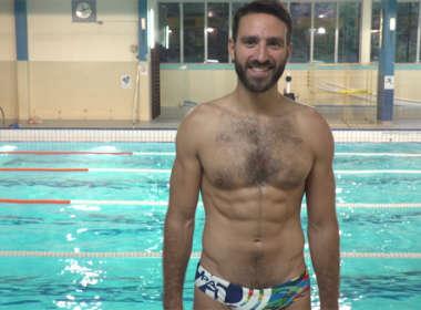 Jérémy natation paris aquatique