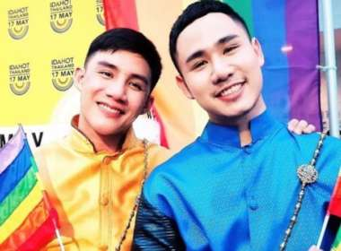 Thailand civil union 01 week's top stories