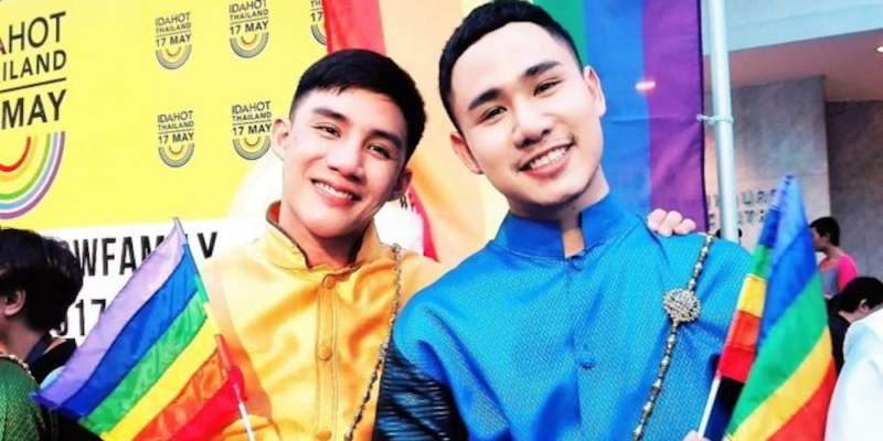 Thailand civil union 01 week's top stories week's top stories