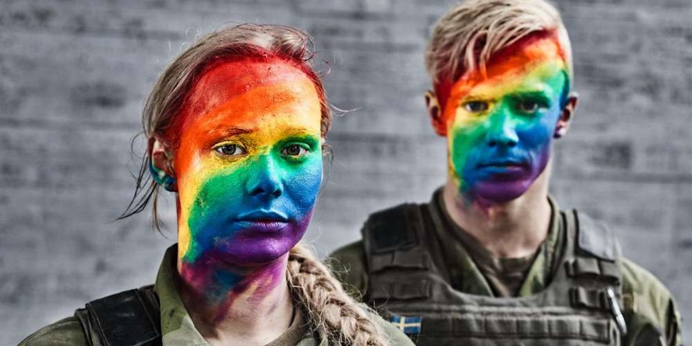 The Swedish Army is Looking for a Few Good Queers in its New Gay-Friendly Ad Campaign