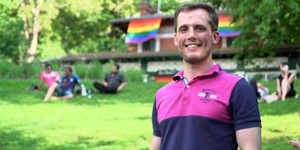 Objectif Gay Games: Nicolas, boxe: «Ce n'est pas parce qu'on est gay qu'on ne va pas pouvoir avoir telle ou telle pratique sportive. «