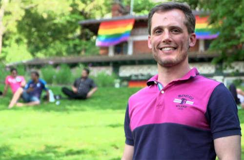 objectif gay games: Nicolas