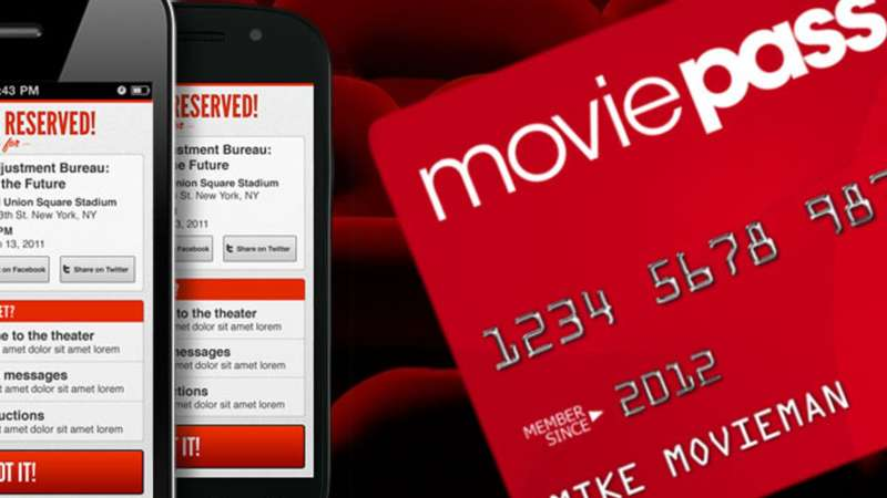 is moviepass dead inline card and app