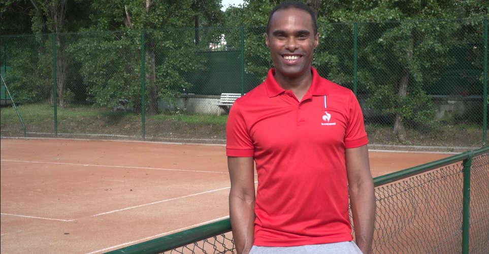 Objectif Gay Games: Steve, tennis: «Dans les clubs mainstream, on peut entendre des remarques pas très friendly»