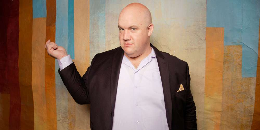 Guy Branum, Author of 'My Life as a Goddess,' Is the Funny Gay Brainiac We Need Right Now