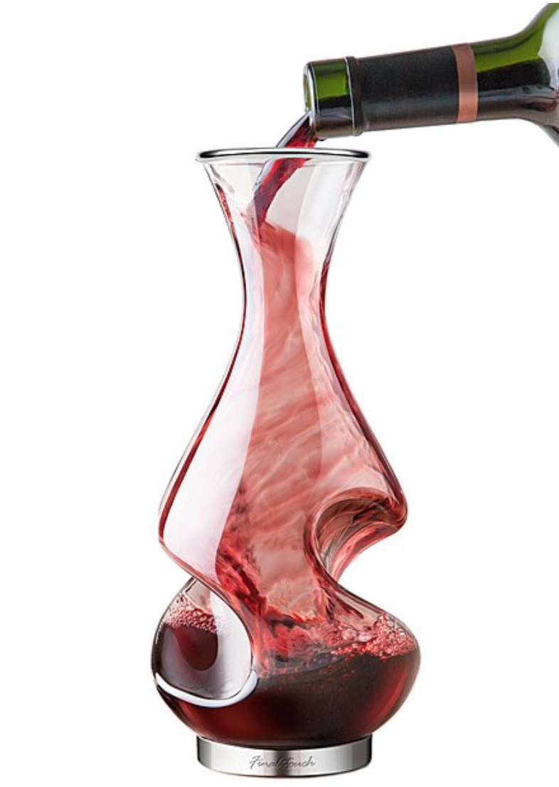 home bar set decanter