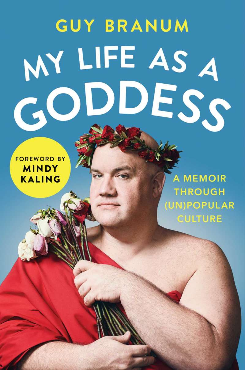 my life as a goddess guy branum cover