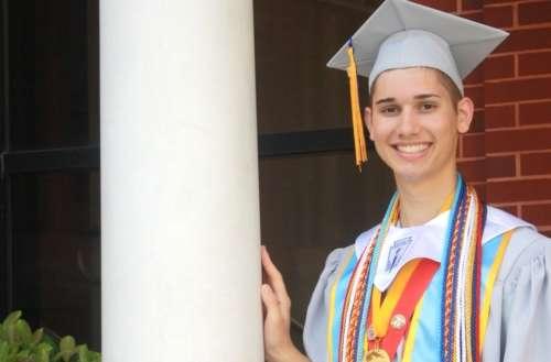 gay valedictorian Seth Owen