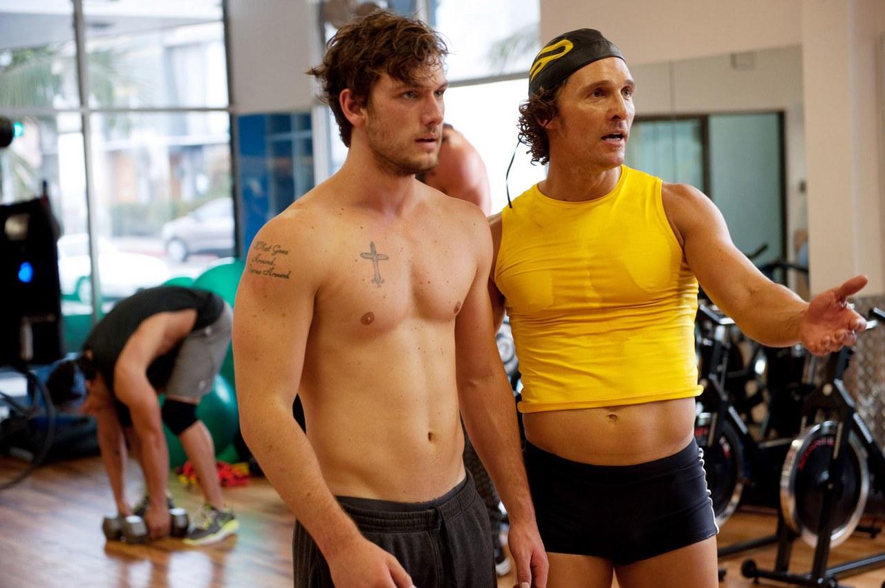 male crop top 02, Matthew McConaughey