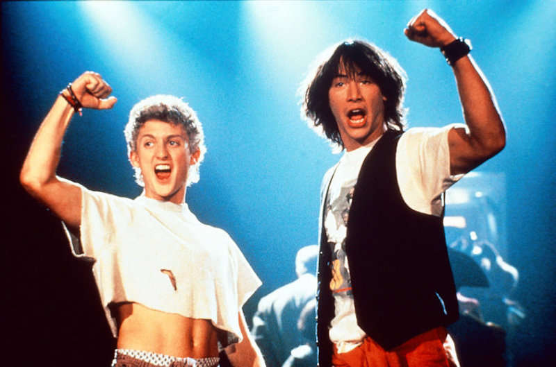 male crop top 08, Bill and Ted