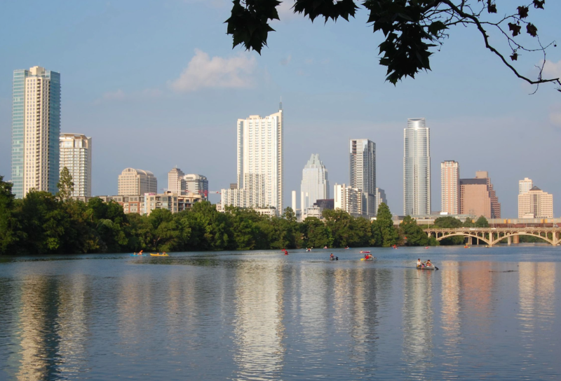 gay austin guide lady bird lake