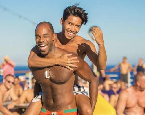 Gay male bondage movies
