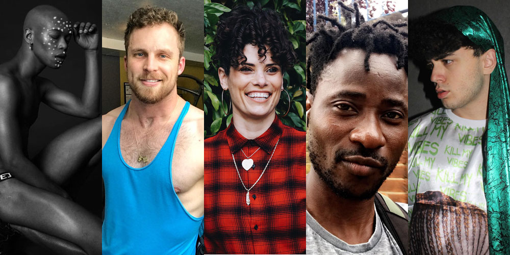 #FollowFriday, Aug. 3: You Should Be Following These 5 Artists, Athletes and Activists