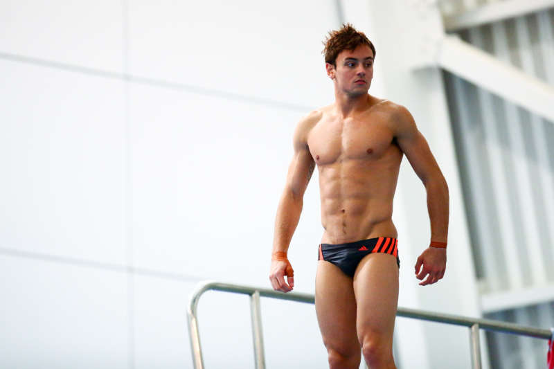 best celebrity bulges tom daley