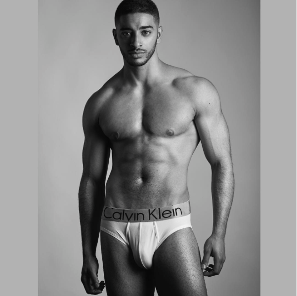 best celebrity bulges laith ashley