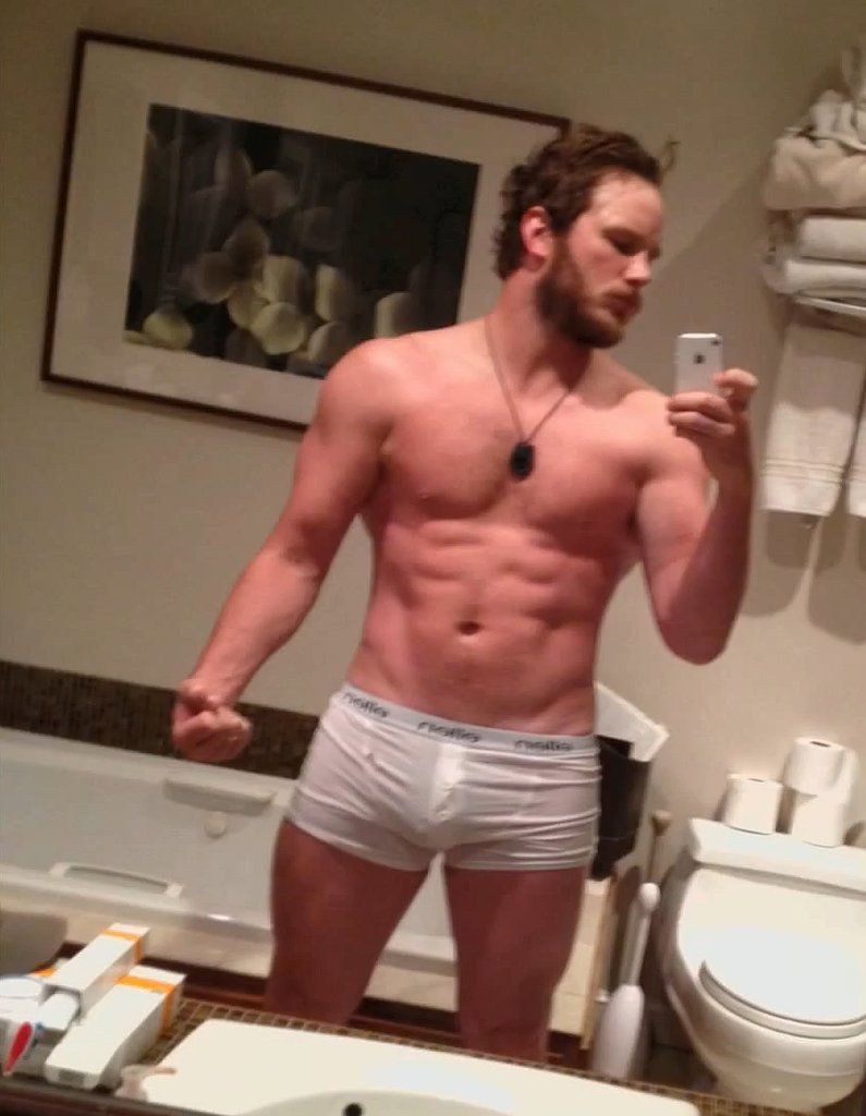 chris pratt best celebrity bulges