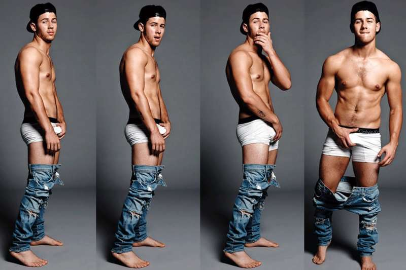 nick jonas best celebrity bulges