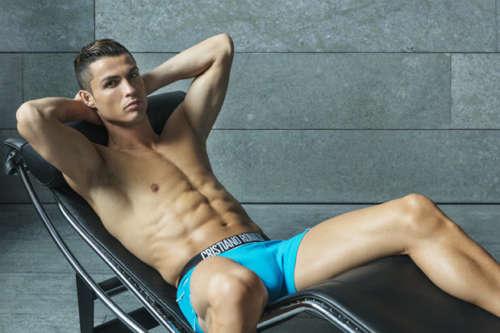 cristiano ronaldo best celebrity bulges