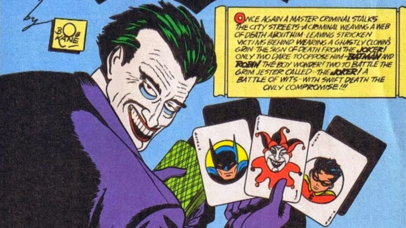 Joker gay