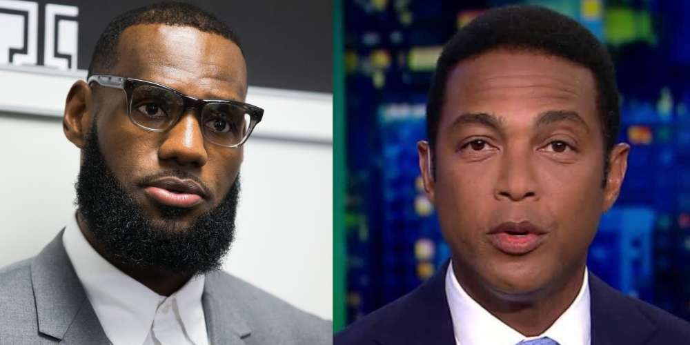 Don Lemon Expertly Shades Donald Trump After President Calls Him and Lebron James Idiots