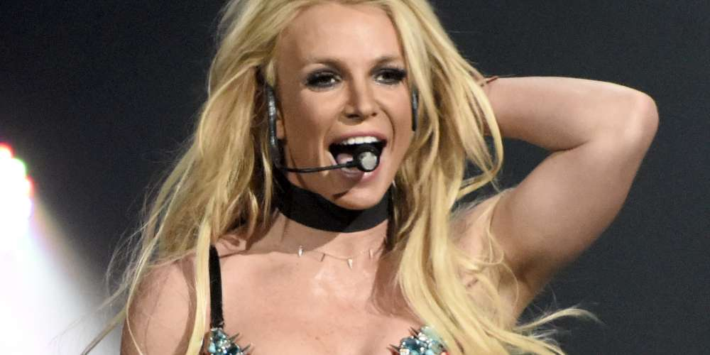 Britney Spears' New Perfume Will Benefit the LGBTQ Community