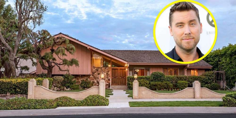 Lance Bass Says Shady Realtor Swindled Him Out of Buying the 'Brady Bunch' House