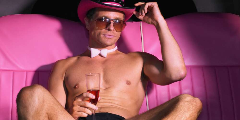 Let These 5 Guys Drinking Alone in Their Undies Show You How to Get Stylishly 'Päntsdrunk'