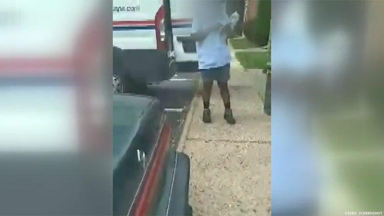 Ohio postal worker