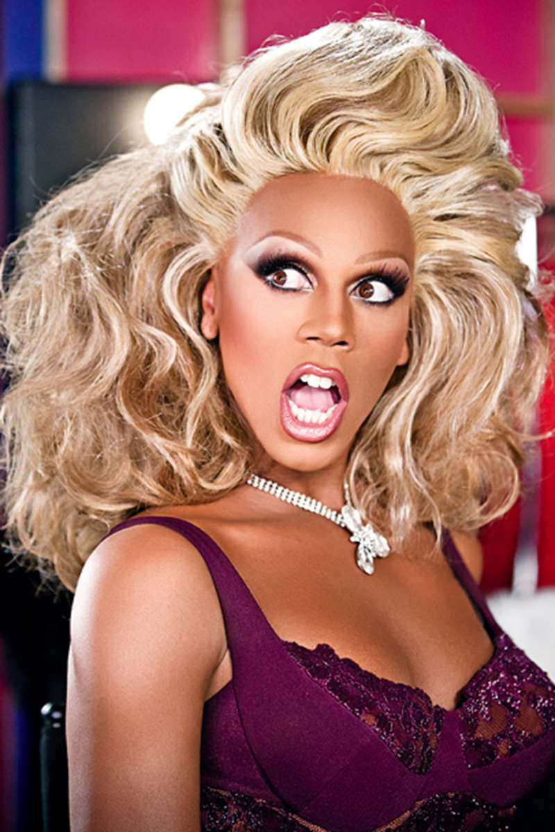 all stars 4 rupaul looking shocked