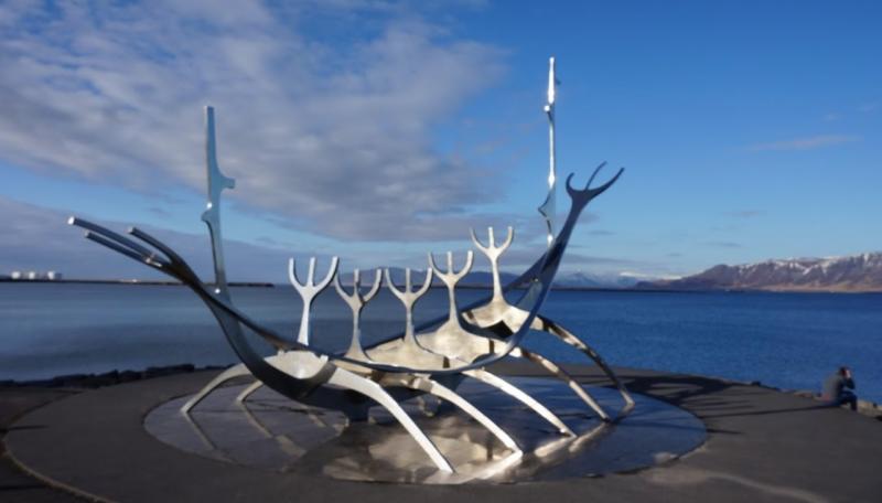 gay reykjavik guide sun voyager