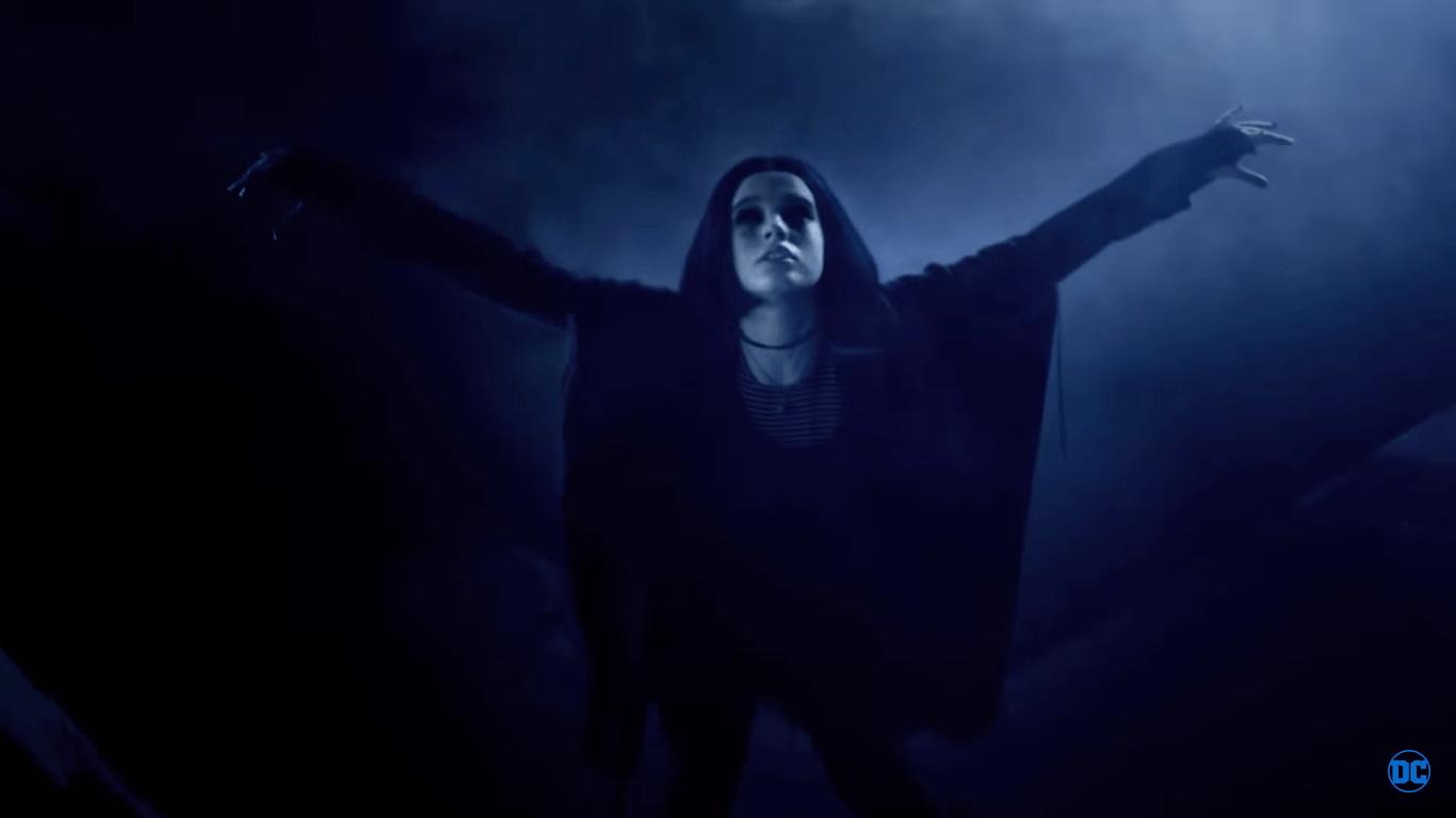 dc universe show titans raven