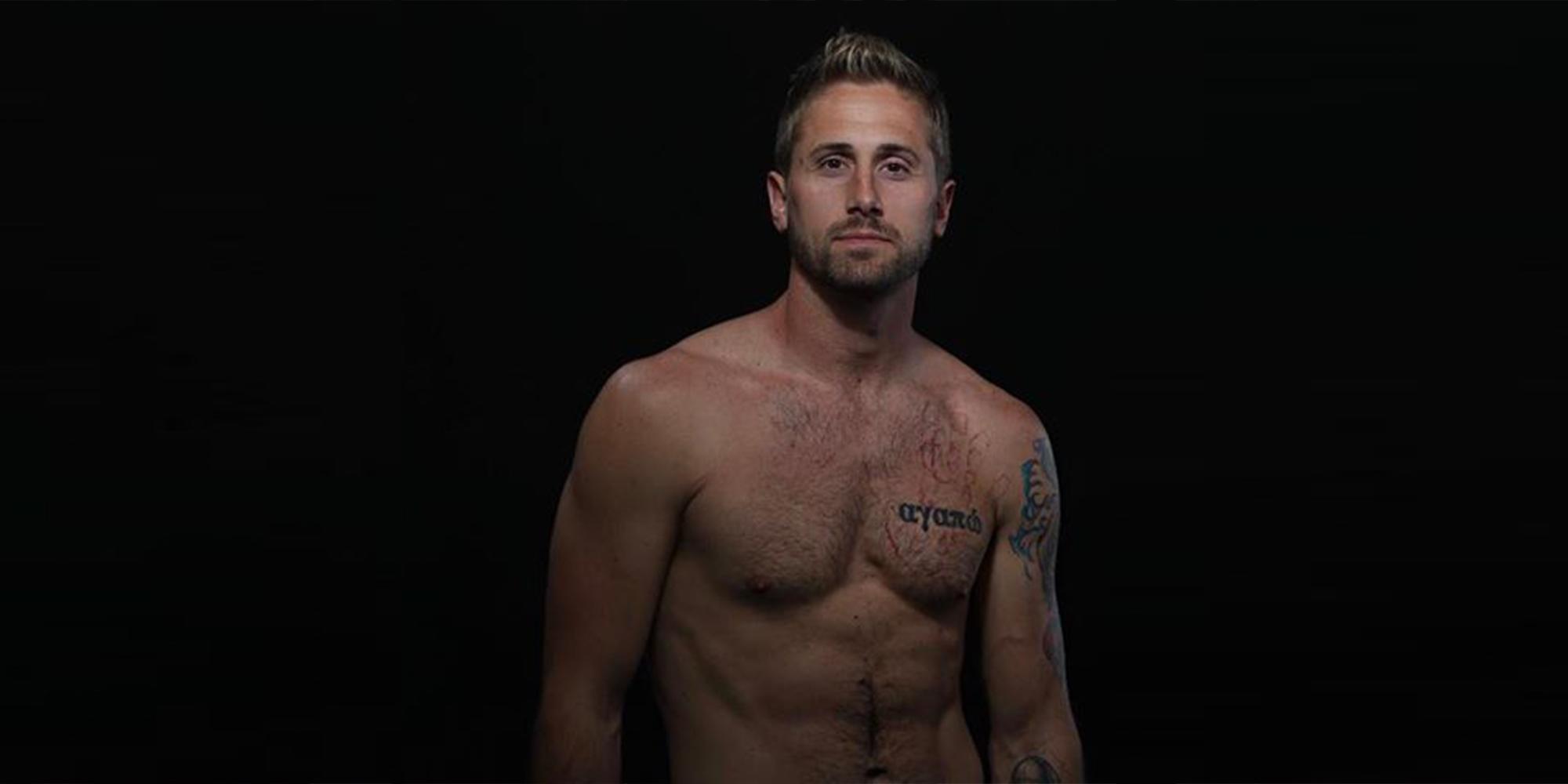 Acrores Porno Gay Que Son Heteros el actor porno gay wesley woods fue víctima de homofobia