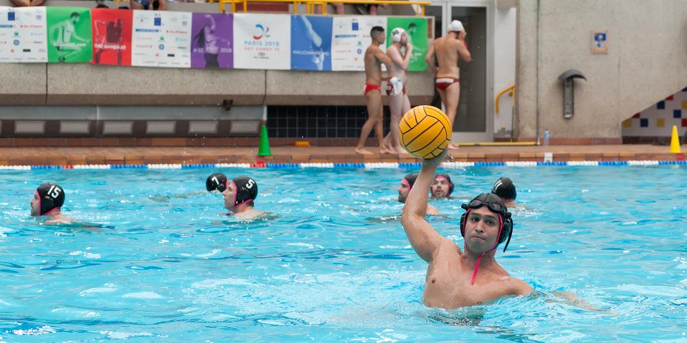 Gay Games 10, Jour 7 : Tout le monde dans le bassin ! (Photos)