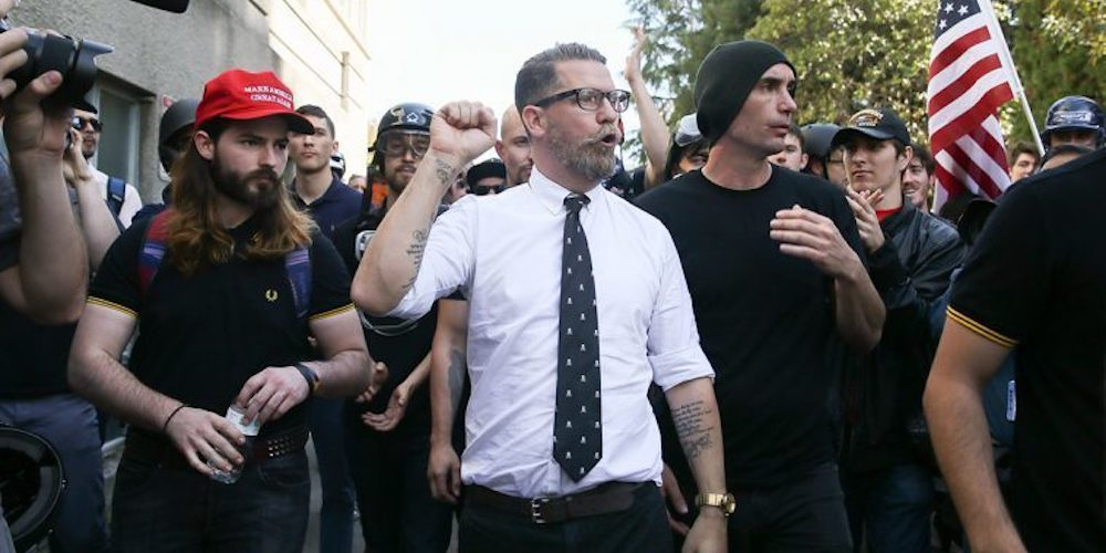 Twitter Has Banned the Proud Boys and Islamophobic, Transphobic Founder Gavin McInnes