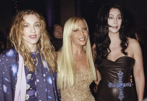 Cher and Madonna