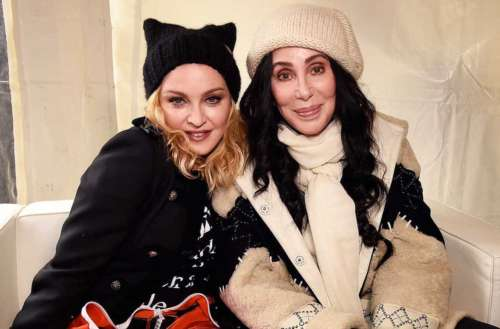 cher and madonna teaser
