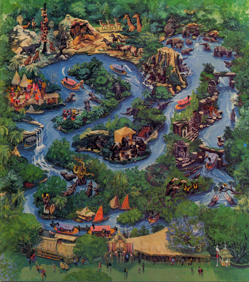 Jungle Cruise, Disney