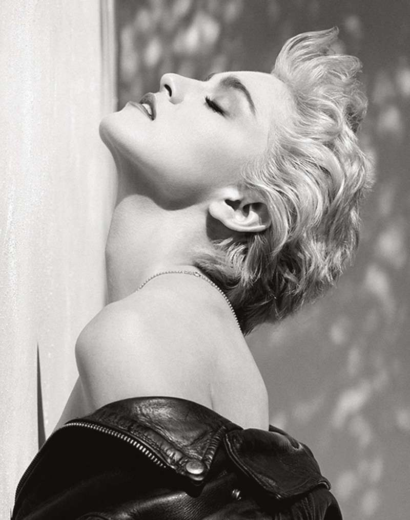 herb ritts madonna