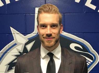 anders nilsson homophobia in hockey feat